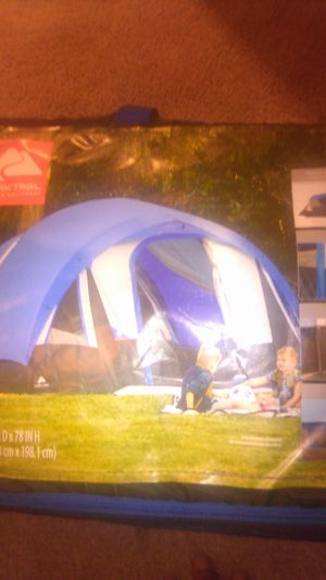 10-Person FreeStanding Tunnel Tent for Sale in Federal Way, WA