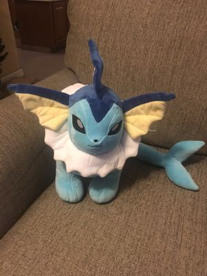 Build-a-Bear Vaporeon for Sale in Sacramento, CA