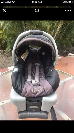 Graco baby car seat for Sale in Hialeah, FL