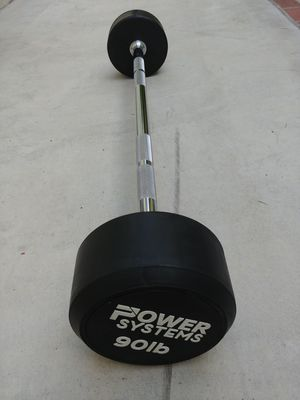 Weight lifting curl bar for Sale in Bremerton, WA