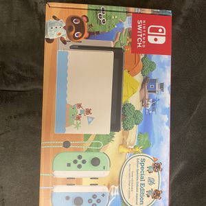 Nintendo Switch Animal Crossing: New Horizons Edition for Sale in Miami, FL