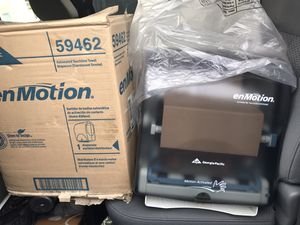 **Brand New Touchless Automated Towel Dispenser** for Sale in Virginia Beach, VA