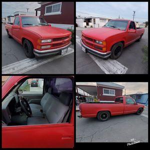 1992 chevy Silverado for Sale in Rialto, CA