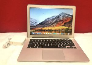 """MacBook Air 13"""" 2017 i5/8/256gb with applecare till 2021 for Sale in Syracuse, NY"""