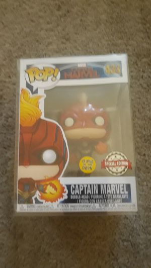 Captain Marvel Special Edition for Sale in Arcadia, CA