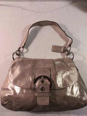 Beautiful authentic Coach purse for Sale in Arlington Heights, IL