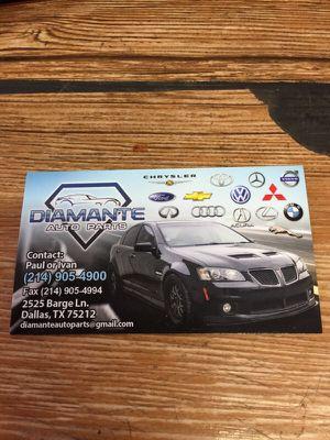 Auto body parts for Sale in Dallas, TX
