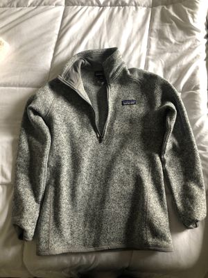 Patagonia zip jacket for Sale in Long Beach, CA