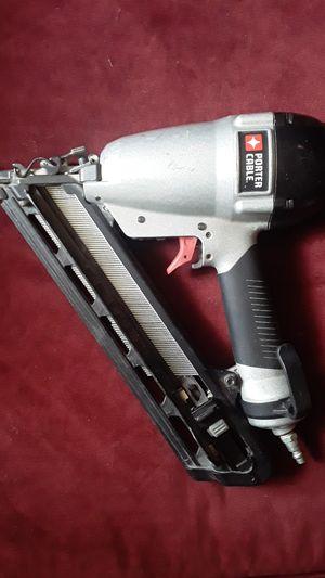 Porter Cable angled nail gun 75$ for Sale in Atlanta, GA