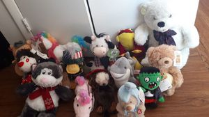 All These New Stuffed Animals with Tags for 30$ costed me 89$ for Sale in Houston, TX