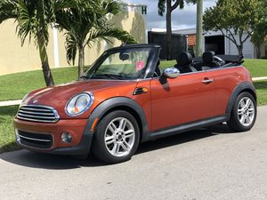 2011 MINI COOPER CONVERTIBLE SPORT ONLY $1000 DOWN!!! for Sale in Miramar, FL