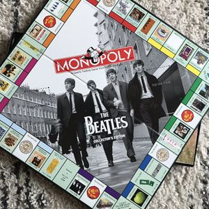 Beatles monopoly game collectors toys Collectible Board Games for Sale in San Diego, CA