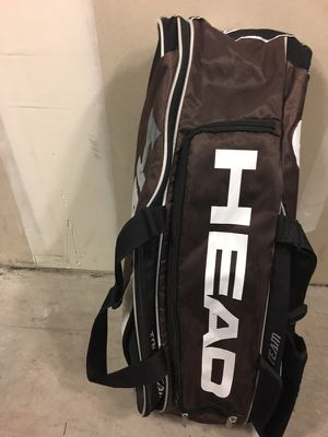 Tennis Bag (three compartments ) for Sale in San Francisco, CA