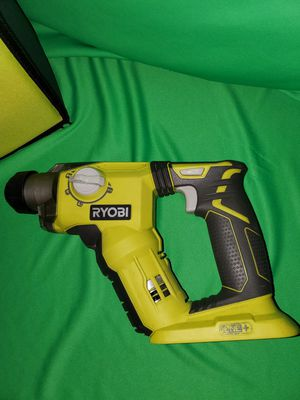 RYOBI CORDLESS 18V ROTARY HAMMERDRILL for Sale in Beaumont, CA