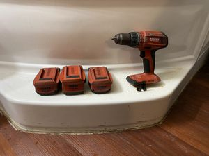 Hilti drill for Sale in San Juan, TX