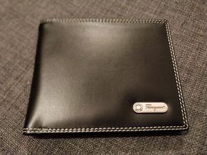 New men's Salvatore Ferragamo wallet for Sale in Upland, CA