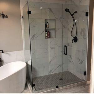 Frameless Shower doors for Sale in Everett, WA