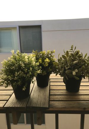 IKEA Fake plants for Sale in Los Angeles, CA