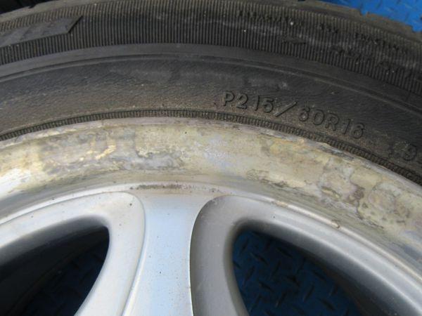 """16"""" Mercedes CL S Class CL500 CL600 S320 S420 S600 rims wheels tires #6301"""
