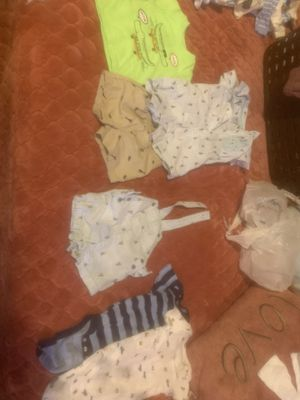 baby boy newborn clothes for Sale in Knoxville, TN