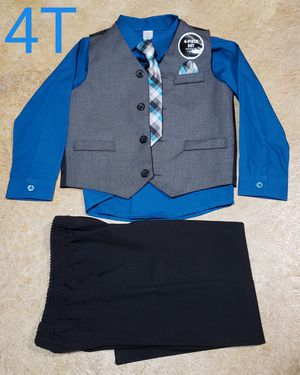 Brand New 4 Piece Suit! for Sale in Wichita, KS