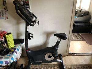 Schwinn 130 upright exercise bike for Sale in Bailey's Crossroads, VA
