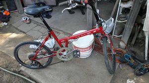 Khs folding bike vey nice bike for Sale in Modesto, CA
