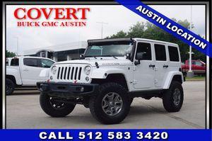 2018 Jeep Wrangler JK Unlimited for Sale in Ausitn, TX