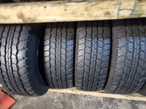 4) 31x10.5R15 for Sale in Washington, DC