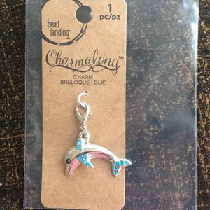 Bead Landing Charmalong Dolphin Charm for Sale in Cypress, CA