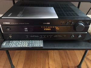 Yamaha HTR 5550 AV Stereo Receiver for Sale in San Francisco, CA