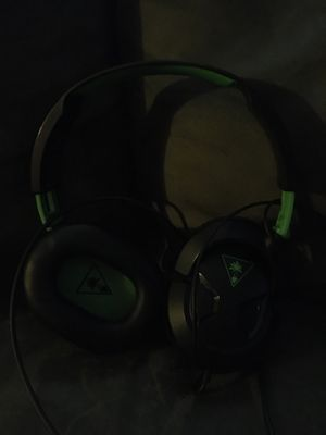 Turtle beach headset for ps4 and Xbox or pc for Sale in Tiverton, RI
