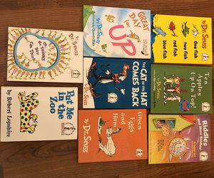 Dr Suess and I Can Read Beginner Books (8) for Sale in Rancho Santa Margarita, CA