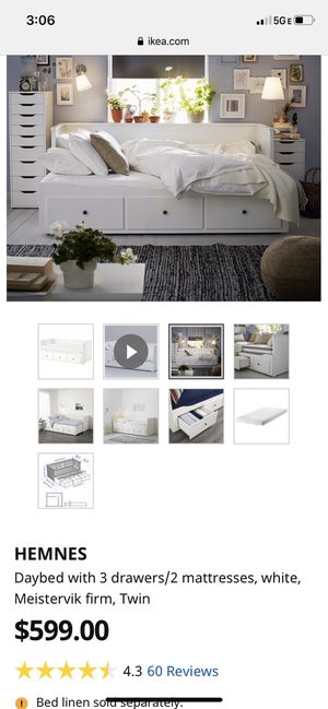 IKEA daybed for Sale in San Diego, CA