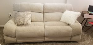 Dual Reclining Love Seat and Recliner for Sale in Columbus, OH