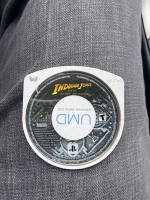 Indiana Jones PSP game for Sale in West Covina, CA