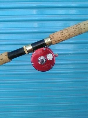 Custom Fishing pole for Sale in Riverside, CA