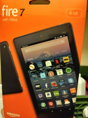 Amazon Fire 7in Tablet for Sale in Denver, CO