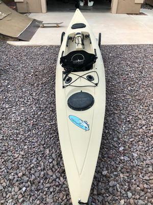 Heritage Fisherman Pro 14' fishing kayak for Sale in Glendale, AZ