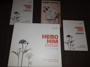 Hemohim by Atomy a marvel for the immune system for Sale in Culver City, CA