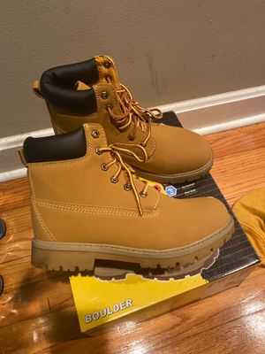 Safety toe work boots. Size 9. Walmart brand for Sale in Columbia, SC