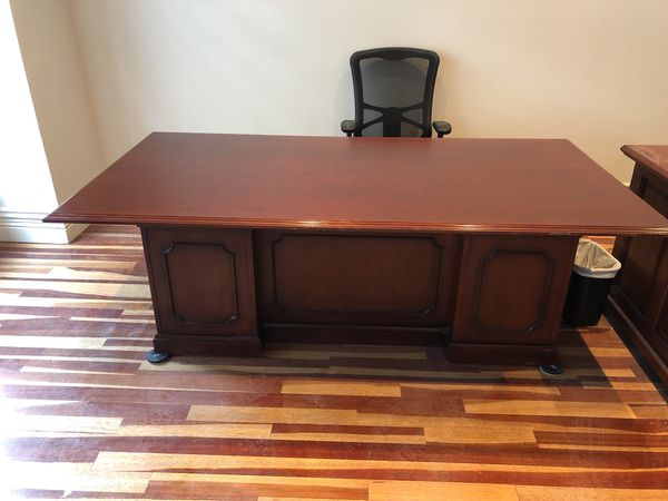 Sold Wood Desk. I have 4 of these and am selling for 100 each.