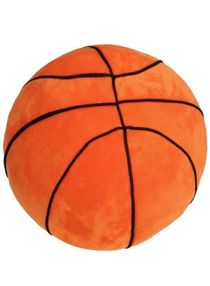 """""""T Play Plush Basketball Pillows Fluffy Stuffed Basketball Plush Soft Durable Plush Basketballs Pillow Sports Room Decorations Ball Toys Gift for Kid for Sale in Bell Gardens, CA"""
