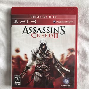 Assassins Creed 2 for PS3 for Sale in Irwindale, CA