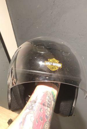 Harley Davidson motorcycle helmet for Sale in Issaquah, WA