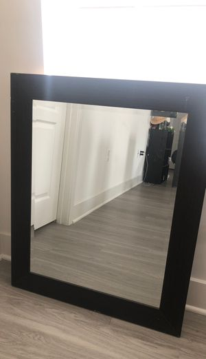 Rectangle wall hanging mirror -moving out sale for Sale in Linthicum Heights, MD