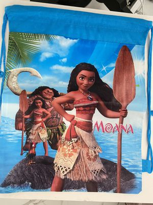 Moana bag pack for girls for Sale in Miami, FL