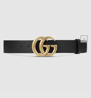 Gucci GG Marmont Gold Buckle Authentic Belt for Sale in Claremont, CA