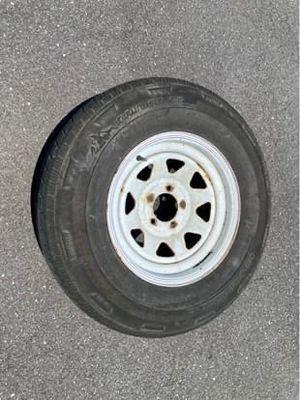 225/75/15 trailer wheel & tire for Sale in Shady Hills, FL