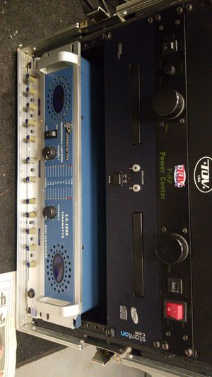 Dj mixer and equipment PICK UP ONLY!!! for Sale in Brooklyn, NY